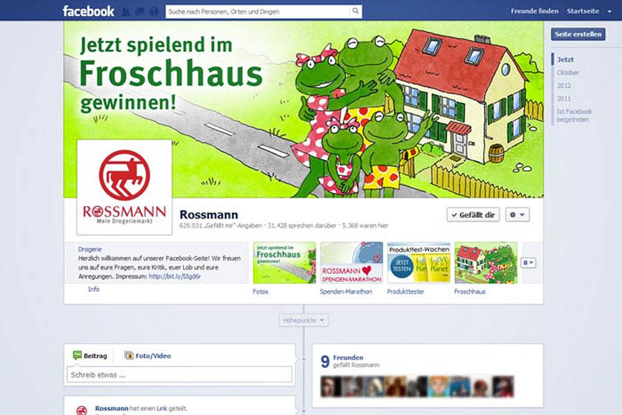 Froschhaus Startseite