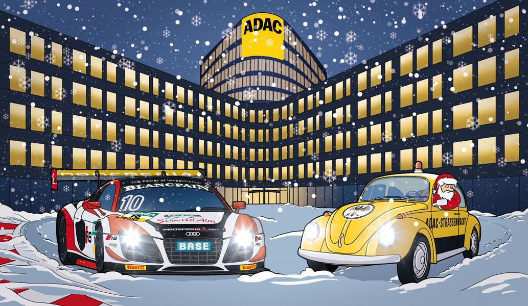 ADAC Weihnachten