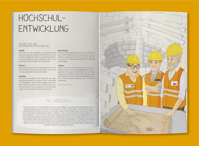TFH Bochum Rechenschaftsbericht