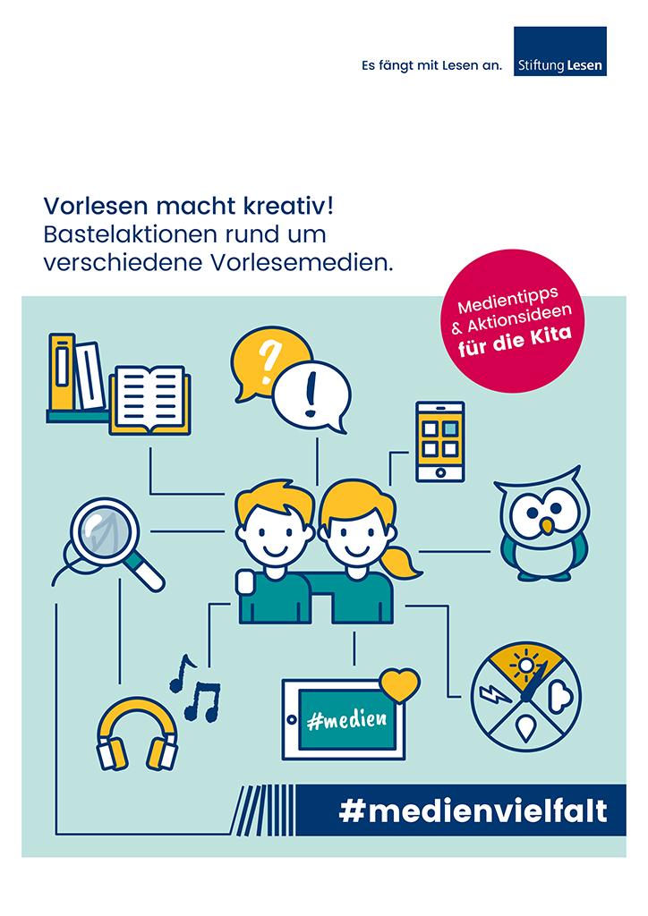 Stiftung Lesen medienvielfalt
