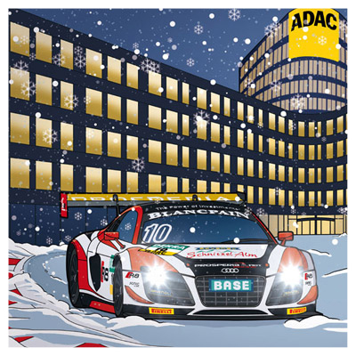 ADAC Weihnachtsmailing