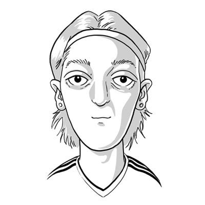 DFB Karikaturen
