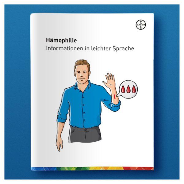 Bayer Hämophilie Broschüre